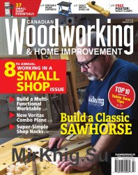 Canadian Woodworking & Home Improvement No.114