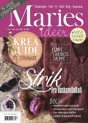 Maries Ideer - April/June 2019