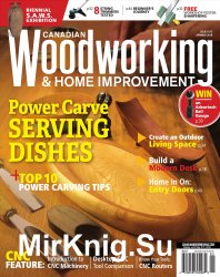 Canadian Woodworking & Home Improvement No.113