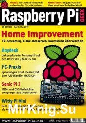 Raspberry Pi Geek - Mai 2019