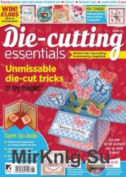 Die - Cutting Essentials №51 2019 May