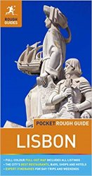 Pocket Rough Guide Lisbon, 4th edition