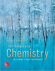 Introductory Chemistry: An Atoms First Approach