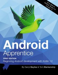 Android Apprentice, First Edition