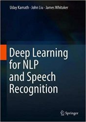Deep Learning for NLP and Speech Recognition » Мир книг