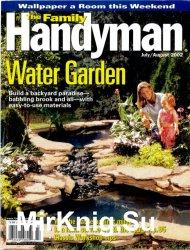 The Family Handyman July August 2002 - «Журналы»