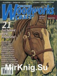 Creative Woodworks and Crafts August 2003 - «Журналы»