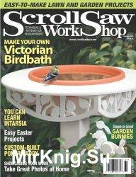 Scroll Saw Workshop №22 Spring 2006 - «Журналы»