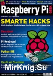 Raspberry Pi Geek - Juli/August 2019