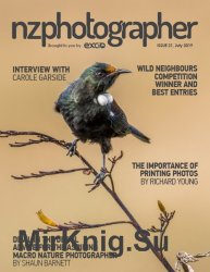 NZPhotographer Issue 21 2019 - «Журналы»