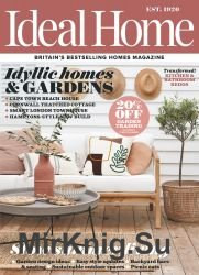Ideal Home UK - August 2019