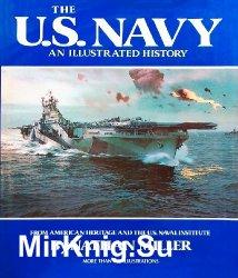 The U.S. Navy: An Illustrated History - «ВОЕННАЯ ИСТОРИЯ»