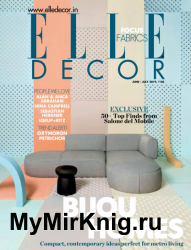 Elle Decor India - June/July 2019