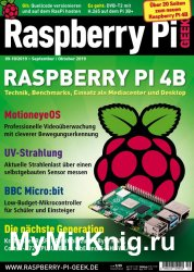 Raspberry Pi Geek - September/Oktober 2019