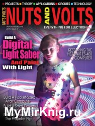 Nuts and Volts - Issue 3 2019