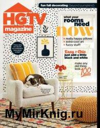 HGTV Magazine - October 2019