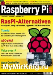 Raspberry Pi Geek - November/Dezember 2019