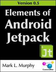 Elements of Android Jetpack 0.5