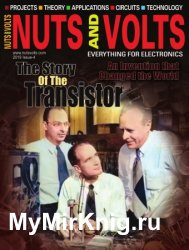 Nuts and Volts Issue 4 2019