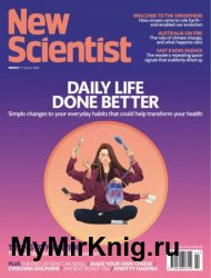 New Scientist - 11 January 2020