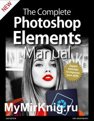 BDM's The Complete Photoshop Elements Manual 2nd Edition 2020