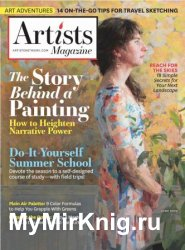 The Artist's Magazine - June 2020