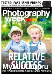 Photography Week Issue 407 2020