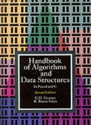Handbook of algorithms and data structures. In Pascal and C