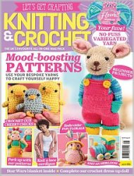 Let's Get Crafting Knitting & Crochet №129 2021